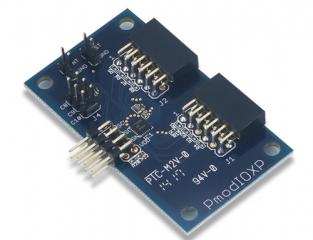 PmodIOXP: I/O Expansion Module