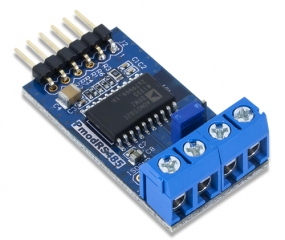 High-speed Isolated Communication Module with ADM582E; 16Mbps maximum data rate
