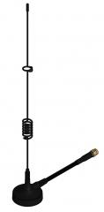 GSM Antenna, magnetic, 5 dB, SMA, RG174, 3m