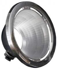Reflector Mirella, Wide Beam, HEKLA socket, Material-PC O49.9x24.8mm