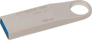 DataTraveler USB 3.0 Flash Drive 16GB Metal Casing