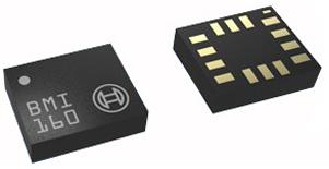 IMU; 16 bit digital 3-AX accelerometer + 16 bit digital 3-AX gyroscope