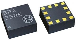 10-bit Digital 3-AX Acceleration Sensor with Intelligent On-Chip Motion-Triggered Interrupt Controller