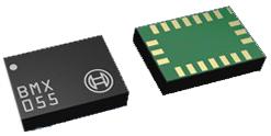 IMU; 3-AX 16-bit Gyroscope + 12-bit 3-AX versatile, leading edge accelerometer + geomagnetic sensor
