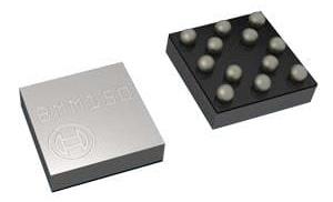 3-AX Geomagnetic Sensor WLCSP-12 (1.56x1.56)