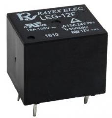 3V /120mA 15A/24VDC 15A/125VAC