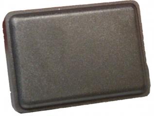 Универсална кутия правоъгълна ABS (RAL 9005), 51x37x20, сива