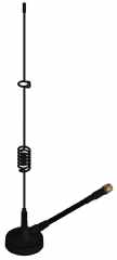 GSM Antenna, magnetic, 4 dB, FME MALE, RG174, 3m