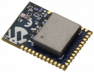 SmartConnect Module; Ultra-Low Power SiP - Bluetooth 4.1 BLE with Integrated ARM® Cortex®-M0; 128KB RAM; 256KB Flash; Chip Antenna; 7.5x10.5mm
