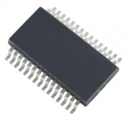 8-bit microcontroller, 256B RAM, 8KB Flash, 10MHz, ADC, TMR, UART, 24 I/O, 2.0-5.5V