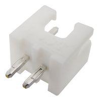 Shrouded header, 2.5mm, 1x2P, Straight, 3.0A, 250V AC/DC, TH PCB