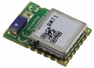 Bluetooth 4.2 BLE Module, Shielded, Antenna, 9x11.5mm, Industrial Temp