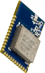 SmartConnect Module; Ultra-Low Power SiP - Bluetooth 4.1 BLE with Integrated ARM® Cortex®-M0; Chip Antenna; 7.5x10.0mm