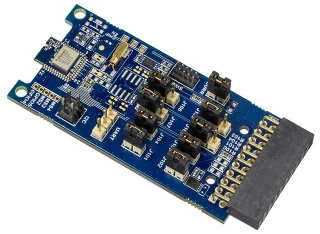 ATBTLC1000ZR Xplained Pro Extension Board