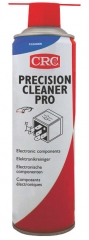 A petroleum distillate / alcohol based precision cleaner