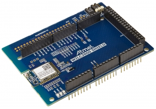 ATWILC3000 Shield Board compatible with Arduino R3 and Raspberry Pi