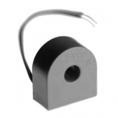 Current Transformer for Indirect Connection, Imax=6.0A, 50Hz, Turns ratio:1:1500, L=35H, Rdc=45.5 Ohm, PCB