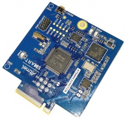 SAM C21 MCU board for BLDC motor evaluation