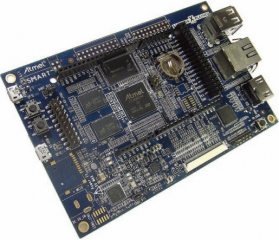 SAMA5D4 single computer board - Arduino R3 compatible