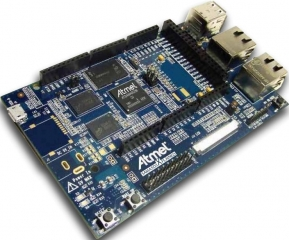 SAMA5D3 single computer board - Arduino R3 compatible