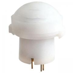 PaPIRs MOTION SENSOR, Saturn lens type 2,2m (6uA, white, digital)