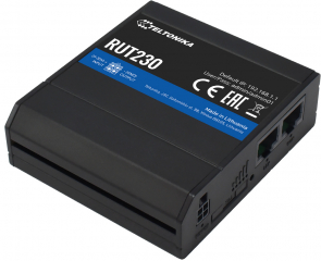 3G Industrial Router; 3G – Up to 14,4 Mbps, 2G – Up to 236.8 kbps
