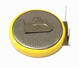 батерия литиева, 3.0V/210mAh, хоризонтален монтаж, 17.8mm растер