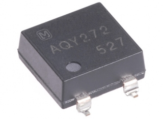 PhotoMOS-Signal-Relay, 1-Form-A, 60V/0,5A, I/O=1,5kV, Tape and Reel