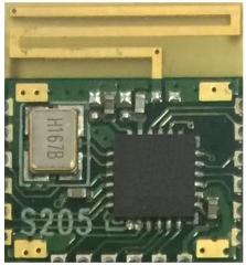 Bluetooth BLE4.1/IEEE 802.15.1 Module; UART/SPI/I2C/PWM/GPIO; OTA; 2.7-3.6V; 12.75x12.0x2.0mm; Internal Antenna