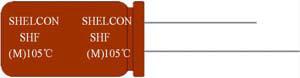 Electrolyt.cap. 100uF, 400V, -40~105°C, 20%, Low ESR 2.5R, Long Life 10000h, 16x32mm, RM7.5