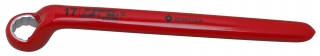 Single-ended ring wrench, 17.0 mm