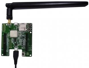 GSM BC66 Arduino Развоен модул