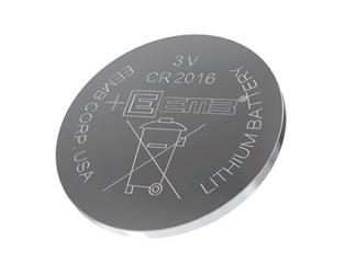 батерия литиева, 3.0V/85mAh