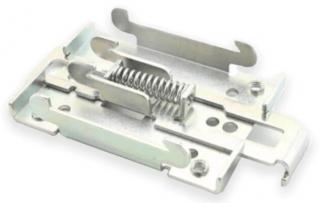 DIN Rail adapter; Philips Pan Head screw #6-32?3/16, 2pcs for RUT2xx/RUT9xx