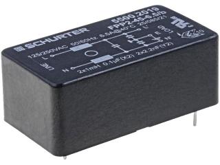 5500 2019 | SCHURTER | Filters | Online shop - Comet Electronics