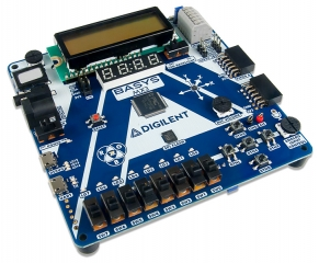 PIC32MX Trainer Board for Embedded Systems Courses; Based on PIC32MX370F512L