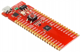 MPLAB(R) Xpress PIC18F46K42 Evaluation Board