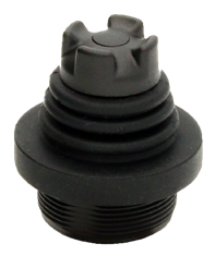 Proportional Miniature Thumb Control; Castle type actuator; Operating Force 3.1+/-0.5N; Hall effect sensor; Joyball output; USB; Sealed to IP67/IP69K