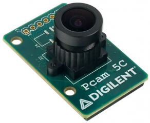 5Mp Fixed Focus Color Camera Module with Omnivision OV5640; QSXGA@15Hz, 1080p@30Hz, 720p@60Hz, VGA@90Hz, QVGA@120Hz; Dual-lane MIPI CSI-2 interface