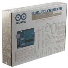 Starter Kit, Arduino UNO, Projects Book, Breadboard, Components Kit (English)