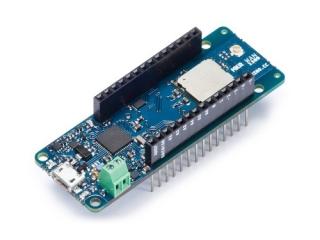 Based on SAMD21 Cortex-M0+ 32bit Low Power ARM MCU + Murata CMWX1ZZABZ LoRa Module