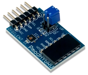 Digital Humidity and Temperature Sensor; Based on TI HDC1080