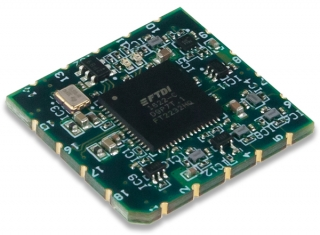 Small, complete, all-in-one JTAG programming/debugging solution for Xilinx FPGAs with UART side channel; Surface-mount Module