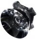 Assembly Lens Heidi, ~8° spot beam, Pin/Tape Fastening, Material-PMMA O21.6x11.7mm