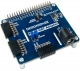 Pmod Expansion for Raspberry Pi; Supports SPI, UART, I2C, GPIO