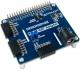 Pmod Expansion for Raspberry Pi; Supports SPI, UART, I2C, GPIO