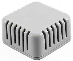 Plastick box 40x40x20 Grey