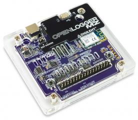 High Resolution Portable Data Logger; 8 analog ch. 16bits@500kS/s 50kHz bandwidth; 8 digital I/O ch.; Data streamed via USB/WiFI or logged to SD