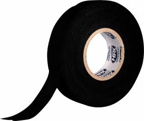 Текстилна лента изолационна 19мм х 25м черна