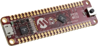 PIC18F47Q10 Curiosity Nano Evaluation kit